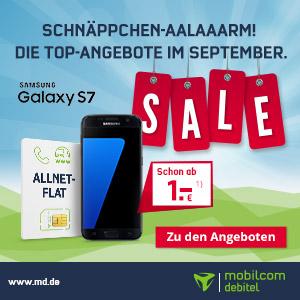 Angebot mobilcom-debitel