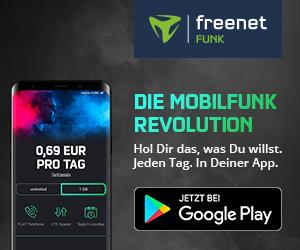 freenet FUNK im Playstore