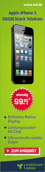 Apple iPhone 5 bei mobilcom-debitel
