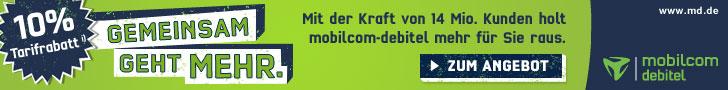 mobilcom-debitel Onlineshop
